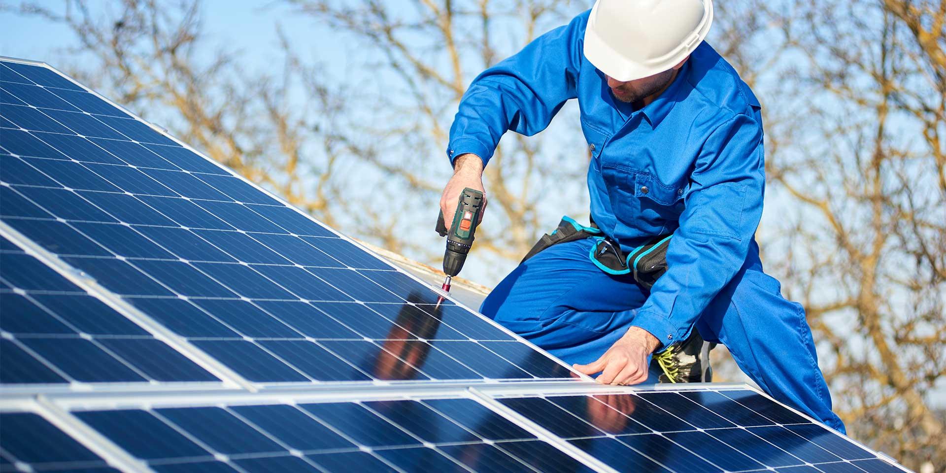 rénovation chauffage solaire